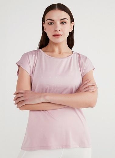 Penti Pembe Performer Tişört Pembe